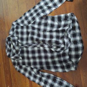 Aeropostale plaid shirt